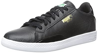 PUMA Women s Match lo Black and White WN s-w 5d75ee3c4a