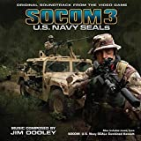 SOCOM 3: U.S. Navy SEALs and SOCOM: U.S. Navy SEALs Combined Assault, limited-edition two-CD set