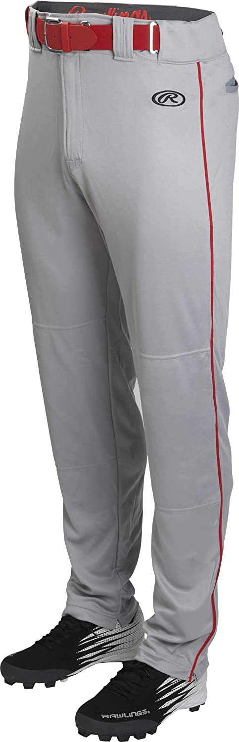 Rawlings Launch Series Great interest Game Practice Pant unisex Youth Piped Baseball