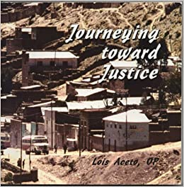 Book Journeying Toward Justice ISBN 978-0-6152-1358-3