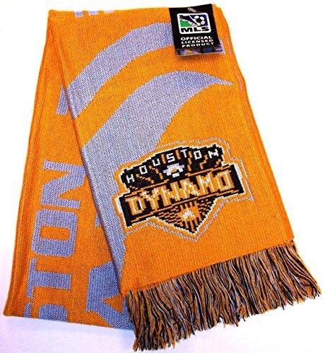 - adidas Houston Dynamo Corner Kick Fan Scarf
