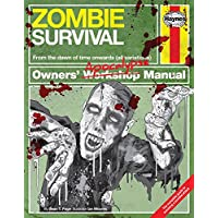 Zombie Survival Owners' Apocalypse Manual H/C: The complete guide to surviving a zombie attack: From the Dawn of Time…