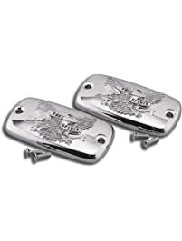 Show Chrome Accessories 2-447 Master Cylinder Cover