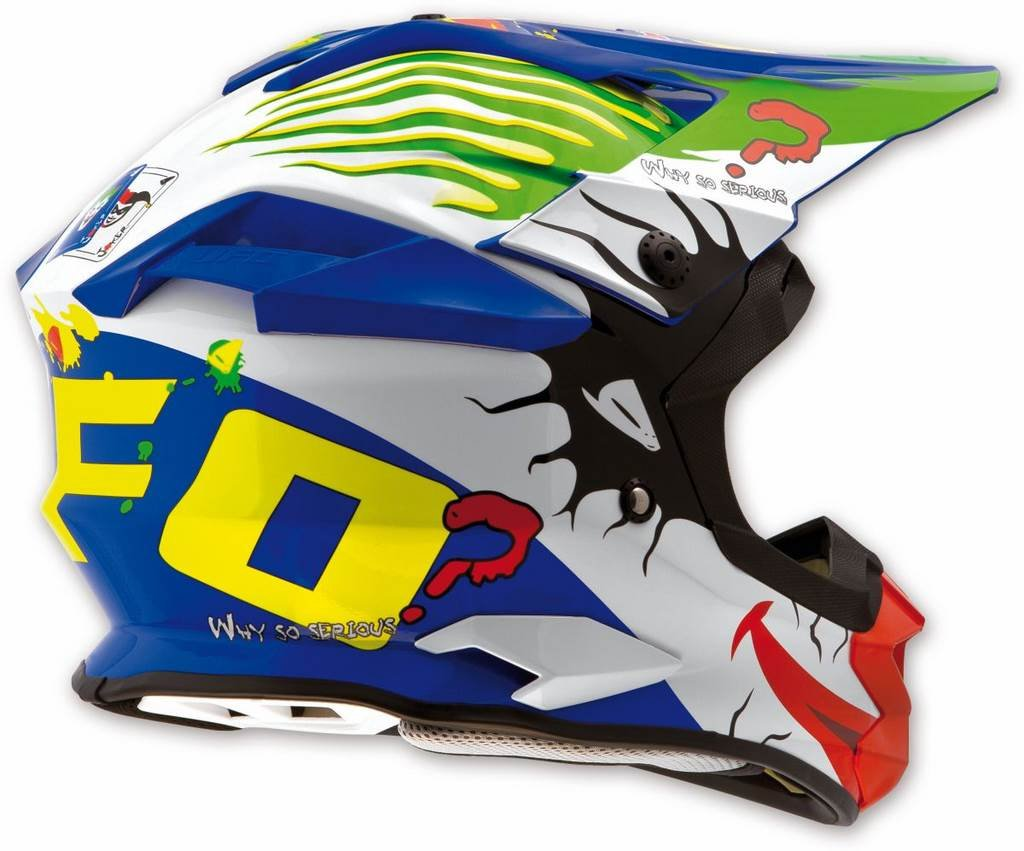 UFO - Casco Ufo Joker - Interceptor Talla Xl He024-Xl: Amazon.es: Coche y moto