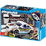 Amazon.com: Playmobil Tuning Workshop And Car With Sounds: Toys