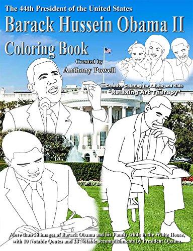 Barack Hussein Obama II Coloring ()