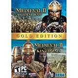 Medieval II Gold Pack - Total War, Total War Kingdoms (PC)