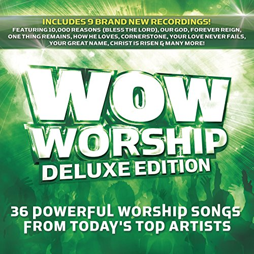 WOW Worship (Lime) [Deluxe Edi...