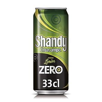 Cruzcampo Shandy Zero Limón Cerveza Lata - 330 ml