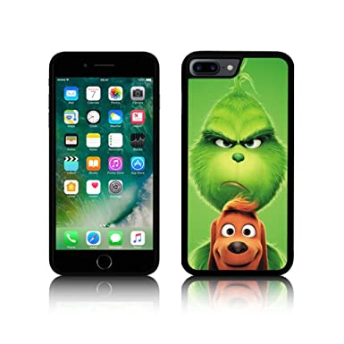 5a34b12e90392b Jackster THE GRINCH & MAX Silicone Case for all Apple iPHONES Silicone TPU  (iPhone SE