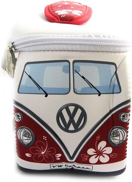 M9877 - Trousse de Toilette Volkswagen Rouge Blanc Volkswagen 29x13x11.5 cm