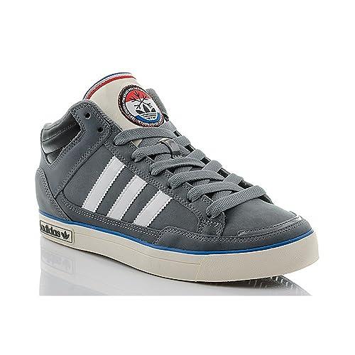 adidas VC 1000 q35478 Zapatillas Hombre/Tiempo Libre Guantes Gris, Color Gris, Talla 40 2/3 EU: Amazon.es: Zapatos y complementos