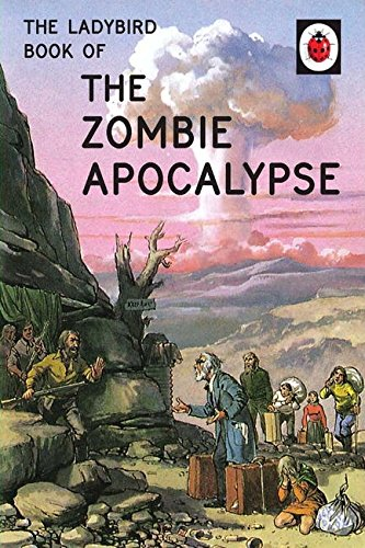 The Ladybird Book of the Zombie Apocalypse (Ladybirds for sale  Delivered anywhere in USA