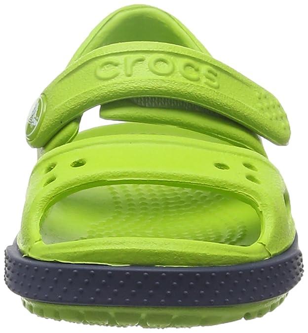 3f899b0a225e Crocs Boys  Crocband Ii Sandal P Flip Flop  Amazon.co.uk  Shoes   Bags