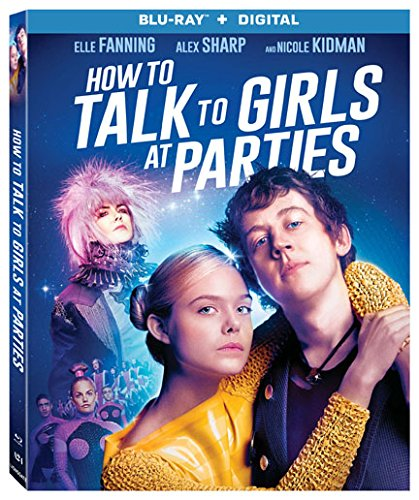 Blu-ray : How To Talk To Girls At Parties (Digital Theater System, Widescreen, Subtitled, AC-3)