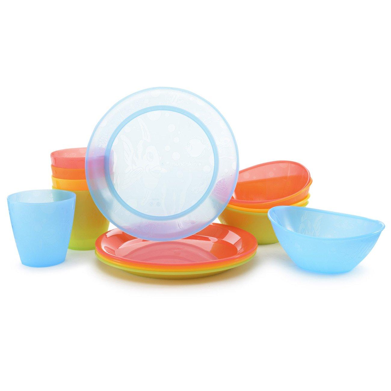 Munchkin Feeding Set, 15 Pack by Munchkin