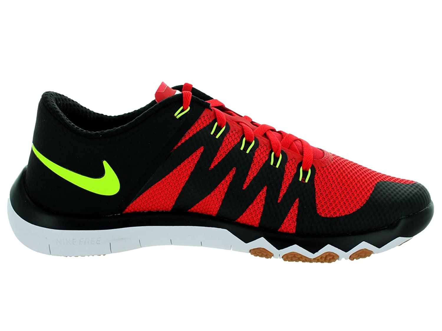Nike Free Trainer 5.0 V6 Gym 11s Rouge