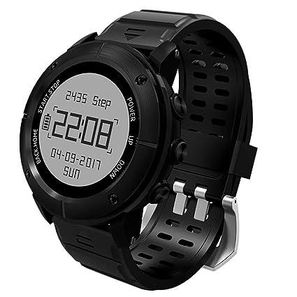 Amazon.com: dianpo Smart Watch GPS Fitness Tracker ...