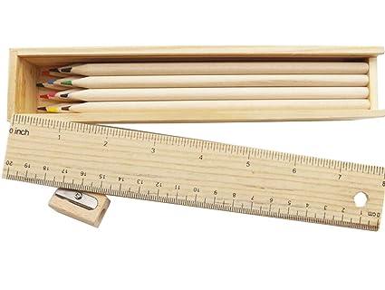 zedtom 12per Set Lápiz lápices de colores Lápices de colores ...