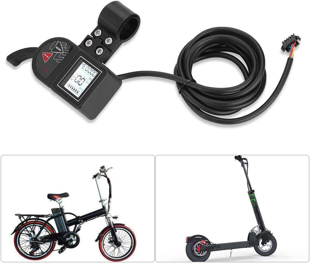 Contr/ôleur de v/élo /électrique de 24V//36V//48V//60V 250W//350W Contr/ôleur sans Brosse De Moteur avec Affichage pour Le Scooter /électrique De V/élo De-v/élo
