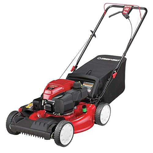 Troy-Bilt 12AVA2MR766 21 in. Self-Propelled 3-in-1 Front Wheel Drive Mower