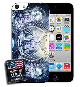 Spiritual Mind Body Soul MetaPhysics Anatomy Design iPhone 5c Hard Case by icecream design