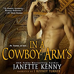 In a Cowboy's Arms Audiobook