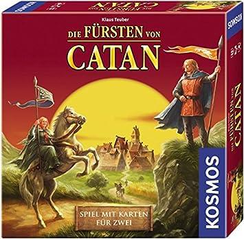 KOSMOS 694715 Los rivales de Catan - juego de cartas para ...