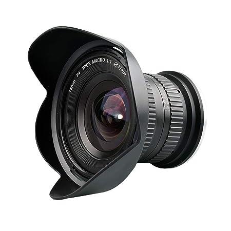 Blingdot Lente Gran Angular, Profesional 15 mm F / 4 F4.0-F32 ...