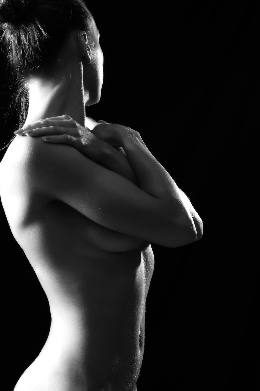 203e6aeff2f0 Fine Art Moderne Femme nue érotique Noir et Blanc photographie Poster Print  Decor 3 grandes tailles