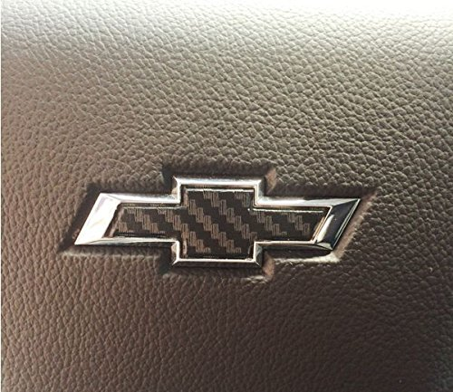 2015-2016-chevrolet-colorado-steering-wheel-bowtie-overlay-decal-color-flat-black