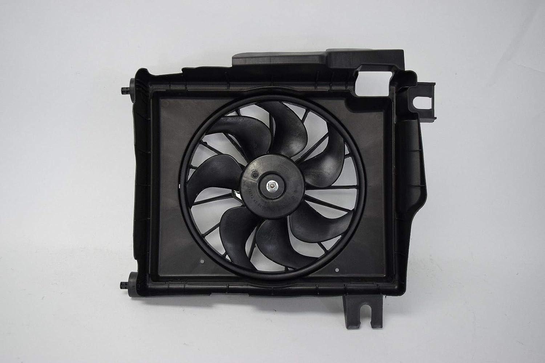 Sunbelt AC Condenser Fan Assembly For Dodge Ram 3500 Ram 2500 CH3113103  Drop in Fitment