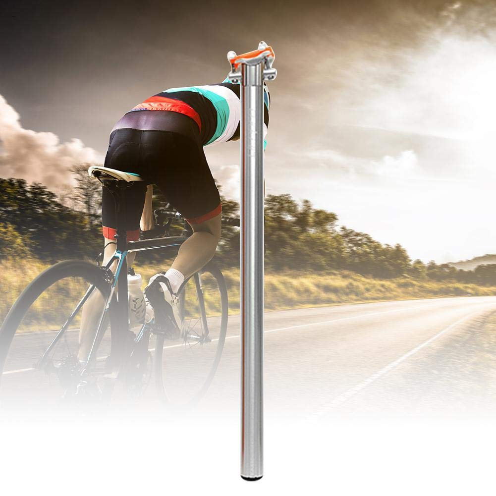 Yanuten Folding Bike Seat Tube CNC Lightweight Litepro Ultralight Saddle Seatpost