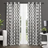 Best Exclusive Home Curtains Home Blackout Curtains 1 Panels - Exclusive Home Curtains Modo Grommet Top Window Curtain Review