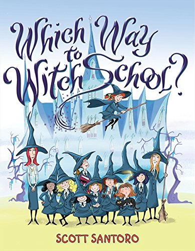 Which Way to Witch School? (Which School)