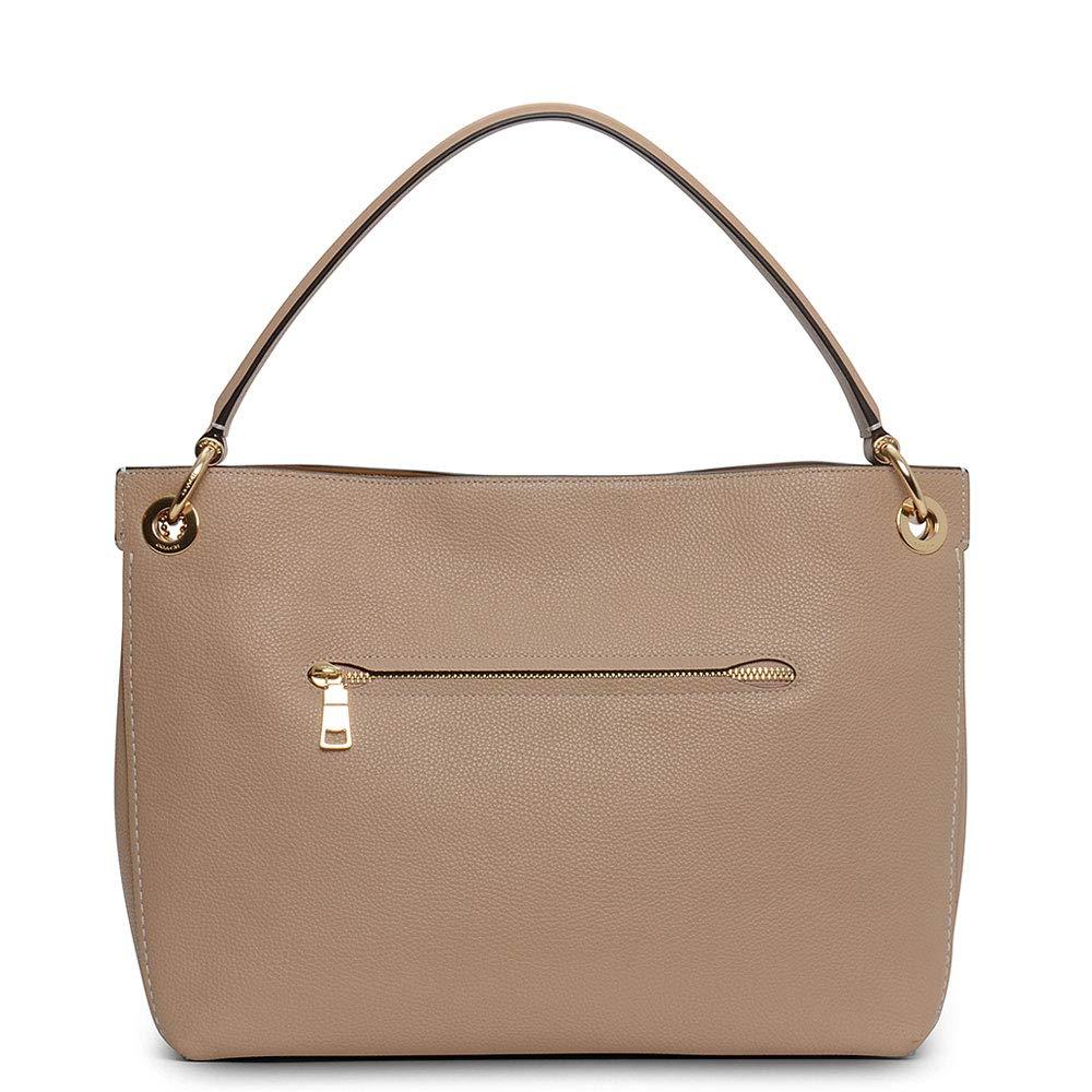 c9797b1eae0f3 COACH Women s Polished Pebble Leather Clarkson Hobo Li Beechwood One Size   Amazon.ca  Shoes   Handbags