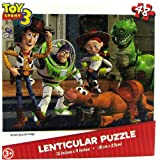 Disney Pixar Toy Story 3 48 Pc Lenticular Puzzle Ft. Woody