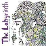 img - for The Labyrinth: Mythical Beasts to Colour book / textbook / text book
