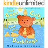 The Bear Cub and the Ducklings: Fun Rhyming Bedtime Story - Picture Book / Beginner Reader (for ages 3-6) (Top of the Wardrobe Gang Picture 10)
