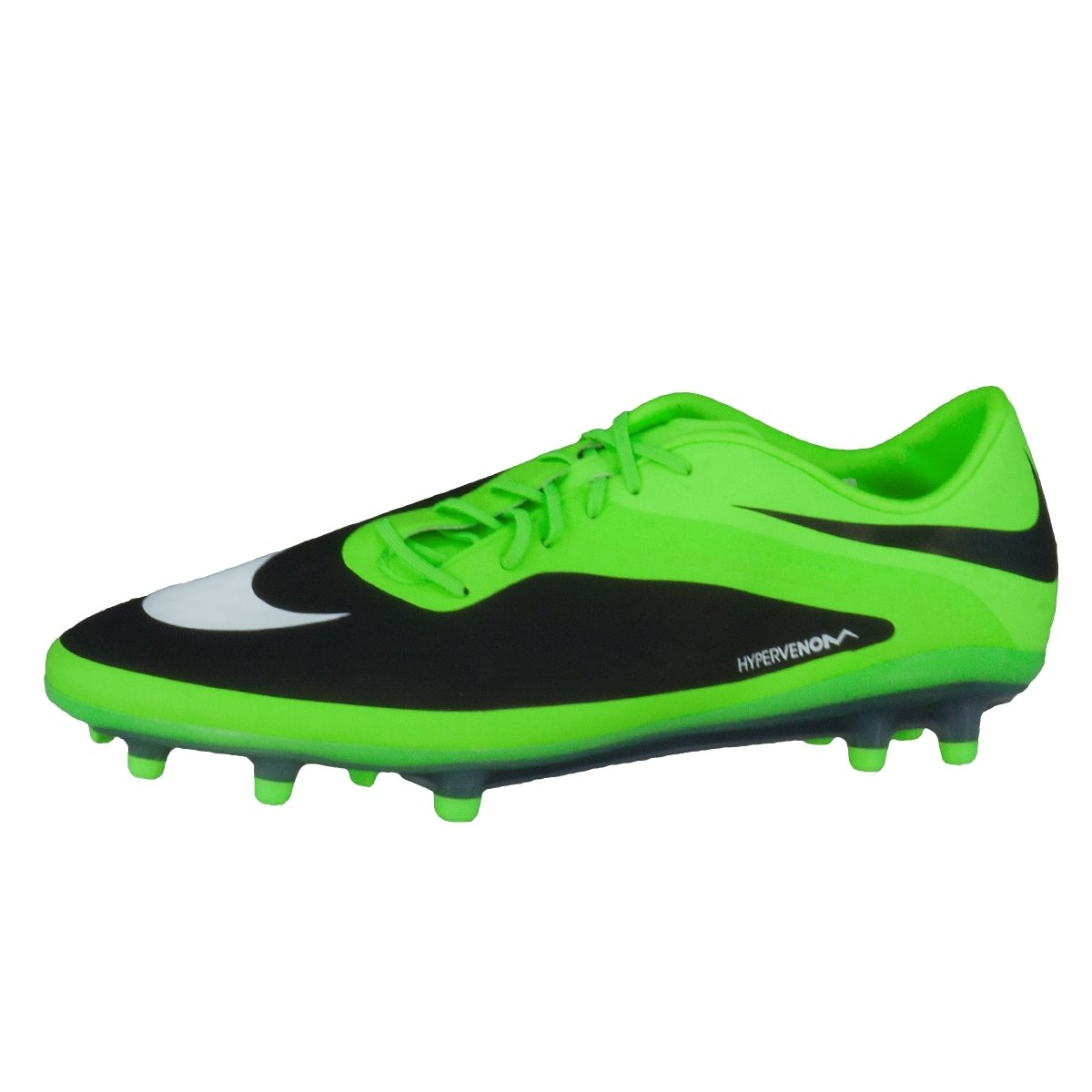 special section another chance authorized site Nike Hypervenom Phatal FG Fussballschuhe flash lime-white ...