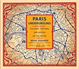 img - for Paris Underground: The Maps, Stations, and Design of the Metro book / textbook / text book