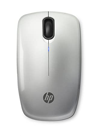 303167b7940 HP Z3200 Wireless Mouse Natural Silver: Amazon.co.uk: Computers &  Accessories