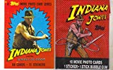 Indiana Jones and the Temple of Doom Topps Card Set