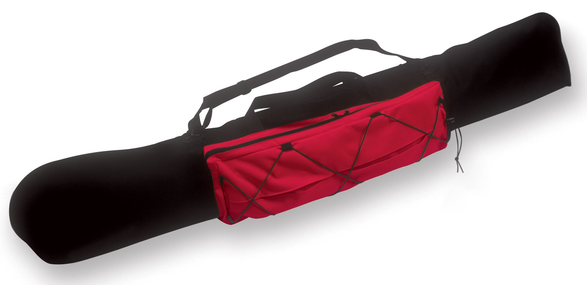 Into The Wind 62'' Kite Carryall Polyester Pack Cloth Kite Pack - Midnight