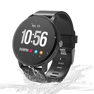 Amazon.com: Unique-Fit - Reloj inteligente con rastreador de ...