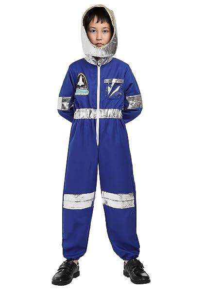 Amazon.com: Disfraz de astronauta para niños: Clothing