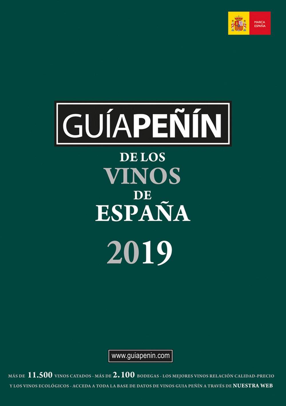 Guía Peñin de los vinos de España 2019: Amazon.es: Pierre Comunicación Integral, S.L: Libros