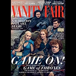 Vanity Fair: April 2014 Issue