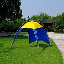 1x 175*150*140cm outdoor camping Sun shelter shade beach tent for summer holiday fishing swimming boat fishing roof tent