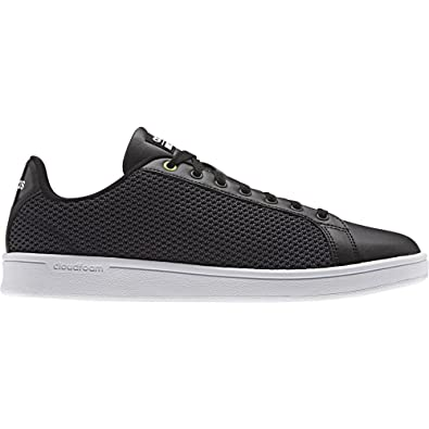 Adidas Neo Cloudfoam Advantage noir, baskets mode homme